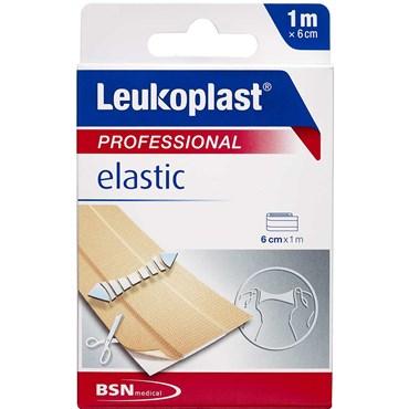 Image of   Leukoplast Elastic 6 cm x1 m plaster 1 stk