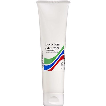 Image of   Levertran salve 25 % 100 ml
