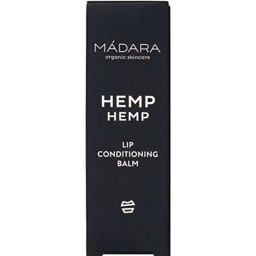 Image of   Madara Hemp Hemp Lip Balm 15 ml