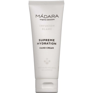 Image of   Madara Infusion Blanc Supreme Hydration Hand Cream 75 ml