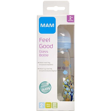 MAM Feel Good Glassutteflaske 260 ml thumbnail