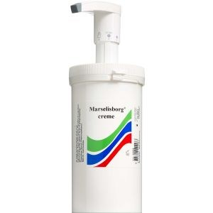 Image of   Marselisborg creme med pumpe 500 ml
