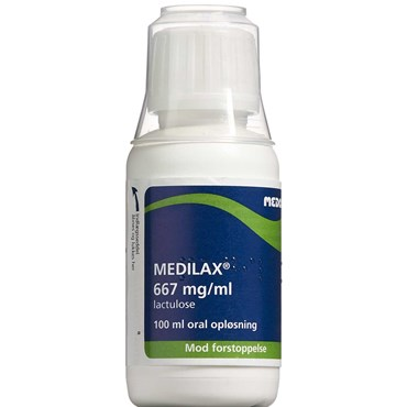 Image of   Medilax 100 ml Oral opløsning