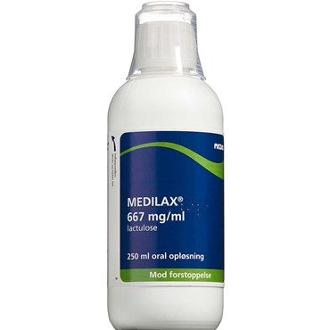 Image of   Medilax 250 ml Oral opløsning