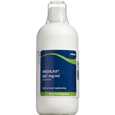 Image of   Medilax 500 ml Oral opløsning