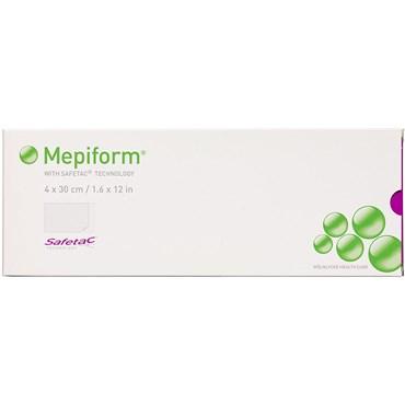 Image of   Mepiform forbinding safetac usteril 4x30 cm 5 stk