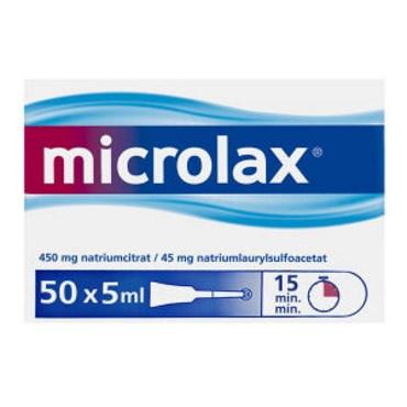 Image of   Microlax 250 ml Rektalvæske, opløsning, enkeltdosisbeholder