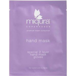 Image of   Miqura Premium Hand Mask 1 par