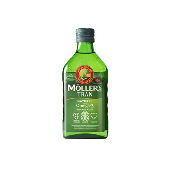 Image of   Møllers tran neutral 250ml 250 ml