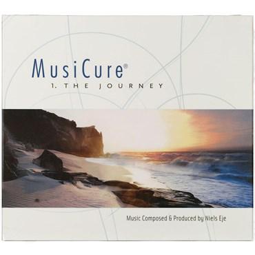 MusiCure 1. The Journey CD/BOG 1 stk thumbnail