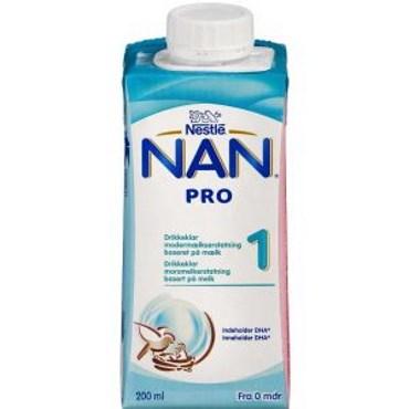 Nan pro 1 drikkeklar 1 stk thumbnail