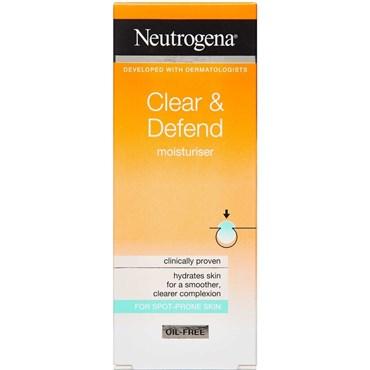Neutrogena c&d moisturiser 50 ml thumbnail