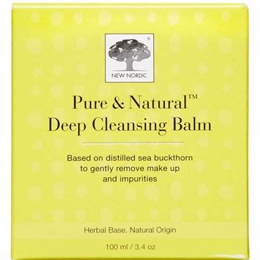 Pure & natural cleansing balm 100 ml thumbnail