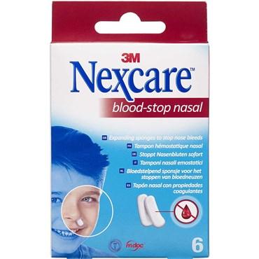 3m nexcare blood-stop nasel 6 stk thumbnail