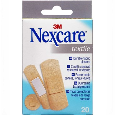 Image of   Nexcare Textile 20 stk
