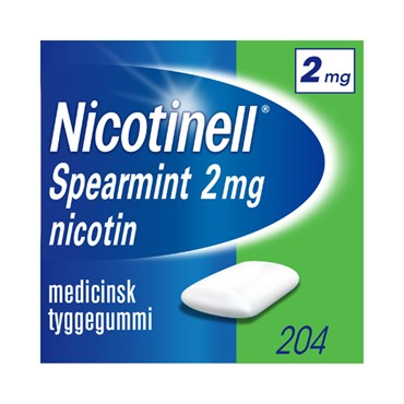Nicotinell Spearmint
