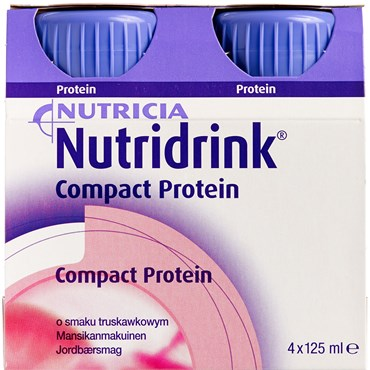 Image of   Nutridrink Compact Protein Mix 6 x 4 x 125 ml
