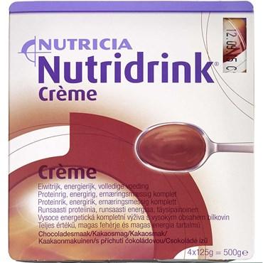 Image of   Nutridrink Creme Chokolade 4 x 125 g
