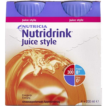 Nutridrink Juice Style Orange