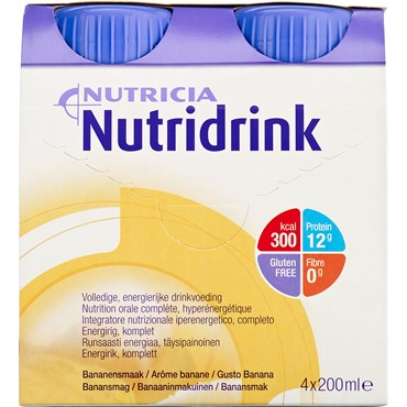Image of   Nutridrink Mix 6 x 4 x 200 ml