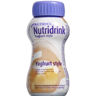 Image of   Nutridrink Yoghurt Style Mix 4 x 200 ml