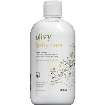 Olivy Baby care liniment til bleskift
