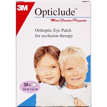 Opticlude Mini 5 x 6,2 cm 20 stk thumbnail
