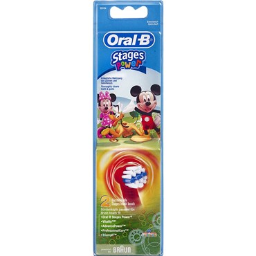 Oral-B Stages Power Kids EB10-2 refill 2 stk thumbnail