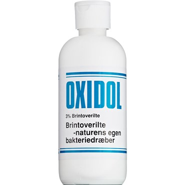 Image of   Oxidol Brintoverilte 3 % 200 ml