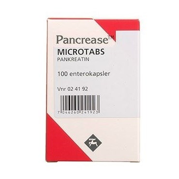 Pancrease MicroTabs