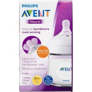 Philips avent natural suttefl.v2 125 ml thumbnail