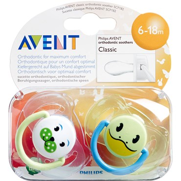 Philips Avent Sut 6-18 mdr 1 stk thumbnail