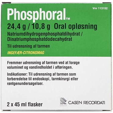 Image of   Phosphoral 90 ml Oral opløsning