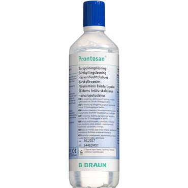 Image of   Prontosan Sårskyllevæske 350 ml