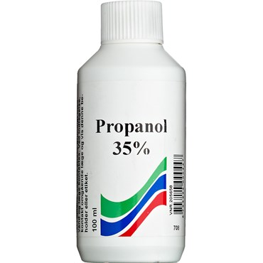 Image of   Propanol 35 % S.A. 100 ml