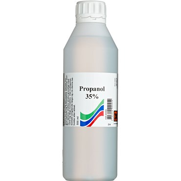 Image of   Propanol 35 % S.A. 500 ml