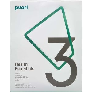 Image of   Puori 3 health essentials kapsler 30 doser