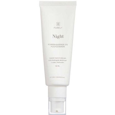 Purely Professional night creme 50 ml thumbnail