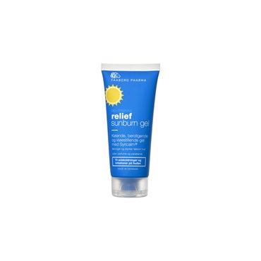 Image of   Relief Sunburn Gel 100 ml