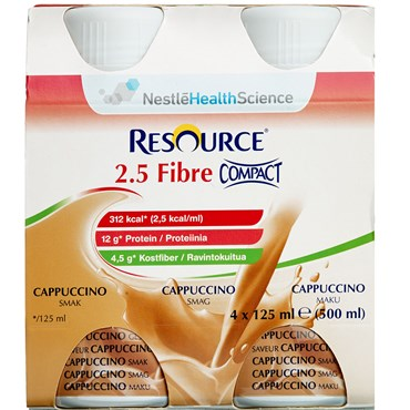 Resource 2.5 Fibre Compact Cappuccino