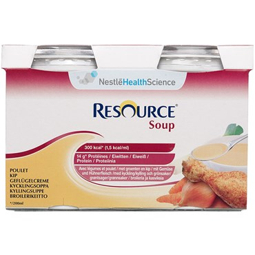 Resource Soup Kylling