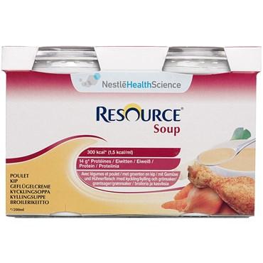 Resource Soup Kylling 4 x 200 ml thumbnail