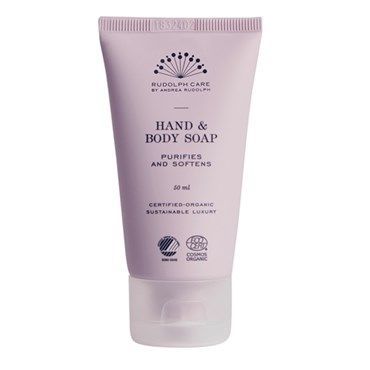 Image of   Rudolph Care Acai hand & body soap (travelsize) 50 ml