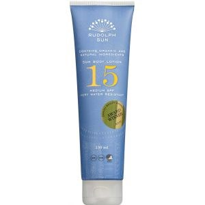 Image of   Rudolph Care sun body lotion SPF15 150 ml