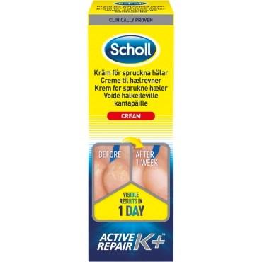 Image of   Scholl creme til hælerevner 60 ml