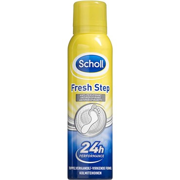 Image of   Scholl Fresh Step Foot Spray 150 ml