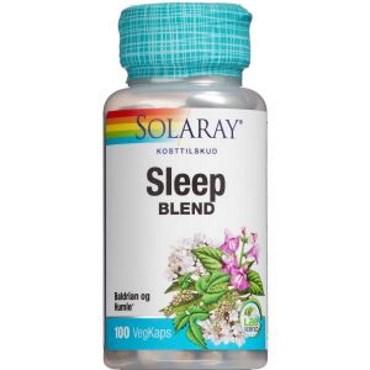 SOLARAY SLEEP BLEND KAPS 100 stk thumbnail