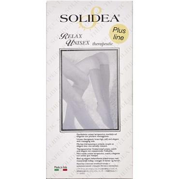 Solidea Relax unisex PlusLine åben sort - x-large 1 stk thumbnail