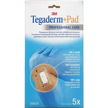 Tegaderm + pad 9 x 20 cm 5 stk thumbnail