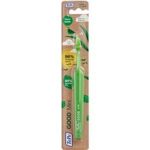 Image of   TePe Good tandbørste mini ekstra soft 0-3 år 1 stk